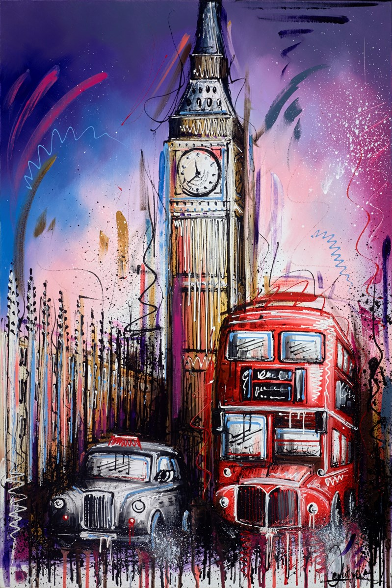 City Travel II by samantha ellis -  sized 24x36 inches. Available from Whitewall Galleries